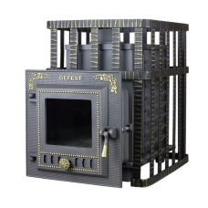 Cast iron bath oven Hephaestus PB-04MC