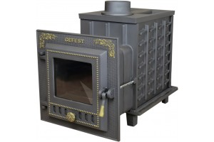Furnaces for baths Gefest