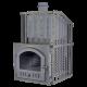 The pig-iron bathing furnace Hephaestus ZK 25 Uragan (P)