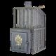 The pig-iron bathing furnace Hephaestus ZK 25 Uragan