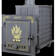 Cast-iron bath furnace Hephaestus ZK (PB-04 ZK)