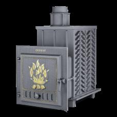 Cast-iron bath furnace Hephaestus ZK (PB-03 ZK)