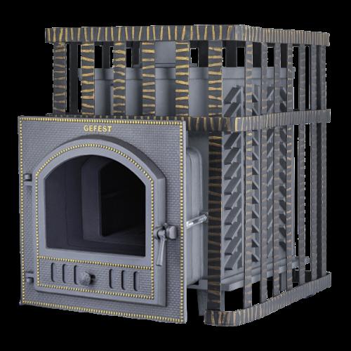 Cast iron bath oven Hephaestus ZK 18 (P)