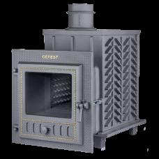Cast-iron bath furnace Hephaestus ZK 25 (M)