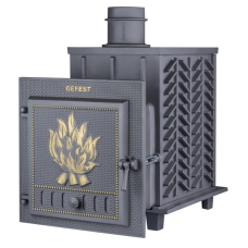Cast-iron bath furnace Hephaestus ZK 25