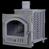 "Cast-iron bath furnace ""Hephaestus ZK 25 (P)"""