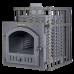 """Cast-iron bath stove """"Hephaestus ZK 25(P)"""""""