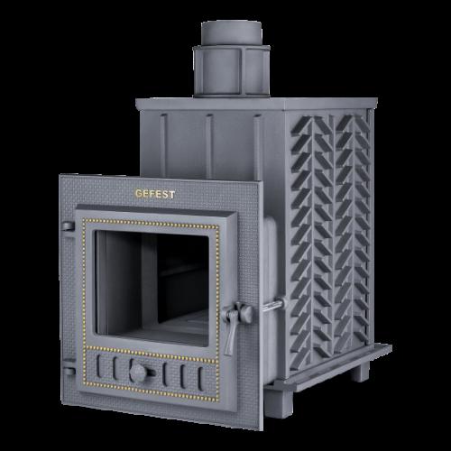 Cast-iron bath furnace Hephaestus ZK 30 (M)