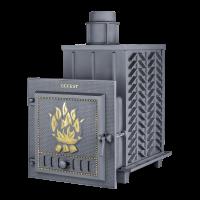Cast-iron bath furnace Hephaestus ZK 30