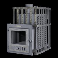 "Cast-iron bath furnace ""Hephaestus ZK 30(M)"""