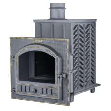 "Cast-iron bath furnace ""Hephaestus ZK 30 (P)"""