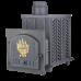 Cast-iron bath furnace Hephaestus ZK 40