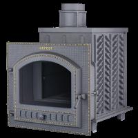 "Cast-iron bath furnace ""Hephaestus ZK 40 (P)"""