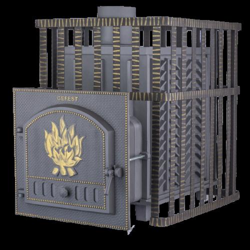 """Cast-iron bath stove """"Hephaestus ZK 40"""""""