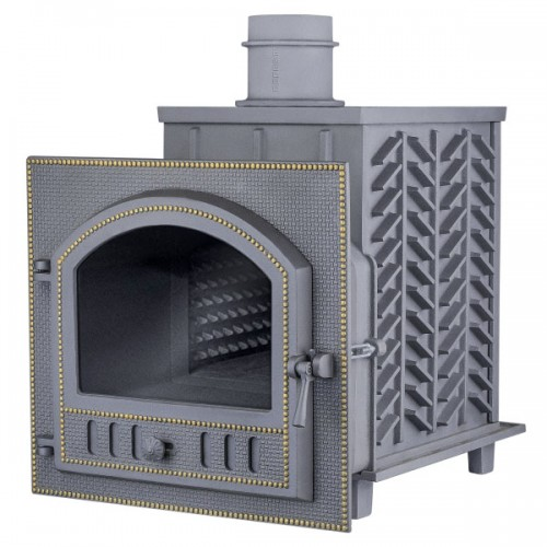 Cast-iron bath furnace GFS ZK 25 (P)