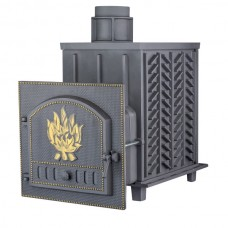 Cast-iron bath furnace GFS ZK 40