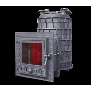 Cast iron stove for a bath AVANGARD (AVANTGARDE) ZK 24M