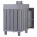 Cast-iron bath stove Thunder-storm 24 (M)