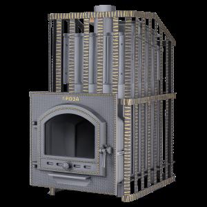 Cast-iron bath stove Thunderstorm URAGAN 24 (P)