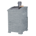 Set Hephaestus ZK 30(M) President 1020/60 Talc magnesite