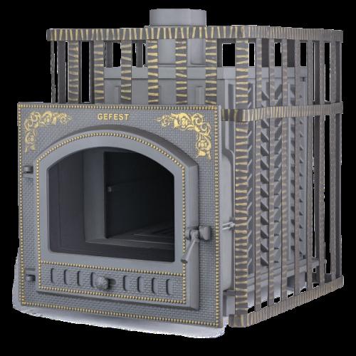 Cast iron bath oven Hephaestus PB-02PS