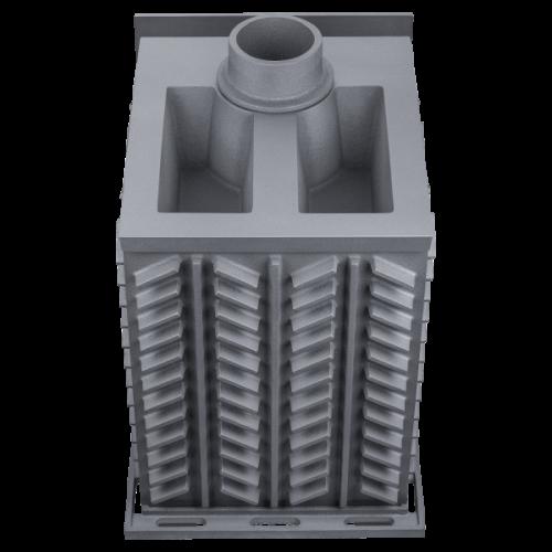 Cast iron bath oven Hephaestus PB-04