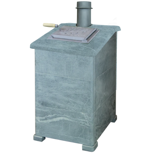 Facing President Talkoochlorite for stoves Hephaestus PB-02 (H
