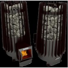 The furnace for a bath of Cometa Vega 180 long