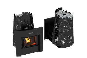 Stoves for bath Grill'D