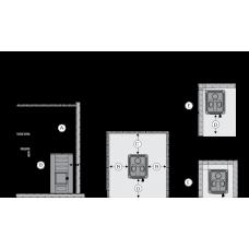 Sauna stove Harvia M2