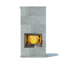 Fireplaces Cladding STANDART 2 KAW-MET W17 (various variations)