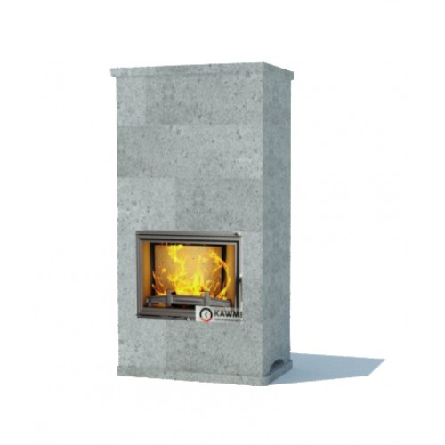 Fireplaces Cladding STANDART 2 KAW-MET W17 (various variations)