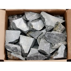 Stones for a bath Talcochlorite crushed (a box of 20 kg)