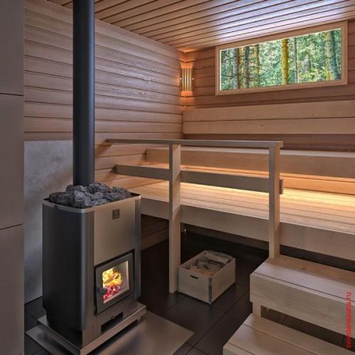 Sauna stove Kastor Karhu 40