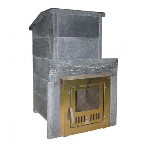 Banya stove CHT-1 in the facing President