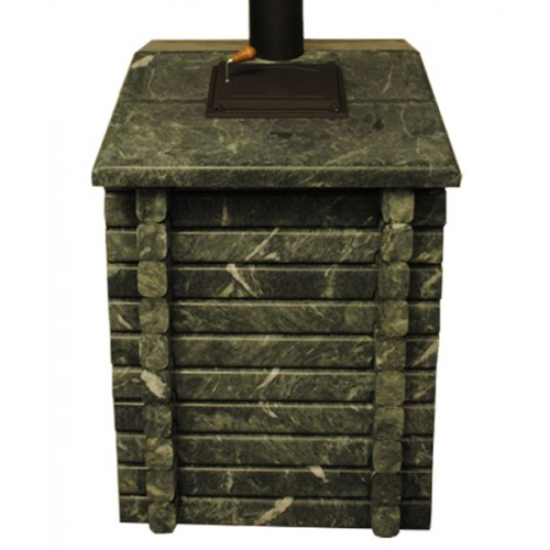 Banya stove CHT-1 in the cladding Hunter