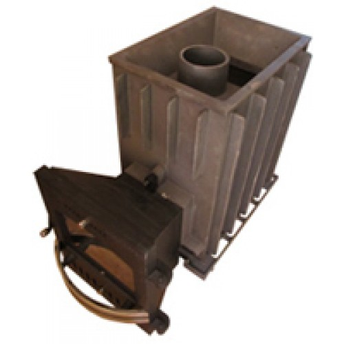 Cast-iron bath furnace CHT-1 Magnum