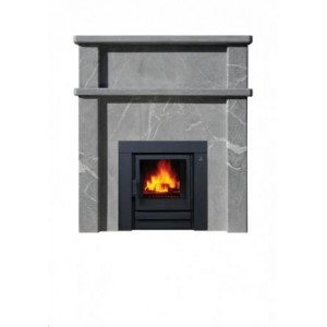 Portal (Talcomagnesite) for Kastor sauna stoves