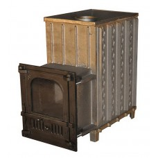Cast-iron bath furnace Fire-Bird Econom