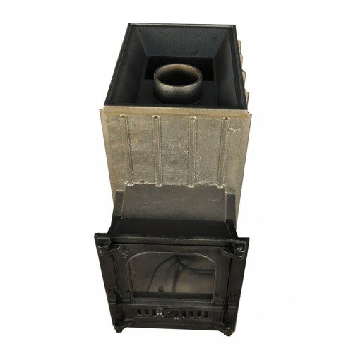 Cast-iron bath furnace Fire-Bird Econom