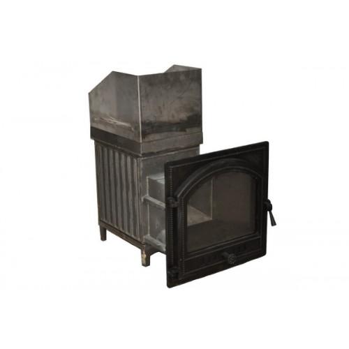 Cast-iron sauna stove Slavyanka Economy Lux