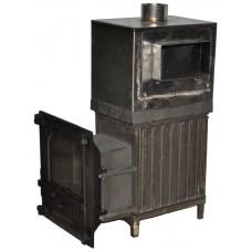 Cast-iron bath stove Slavyanka Econom Ruspar