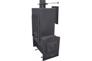 Stoves for bath Troika