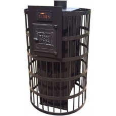 Furnace for commercial baths №06-30 with a grid for stones