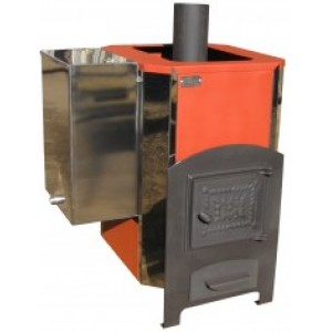 Bath furnace Troika No. 07B with a water tank